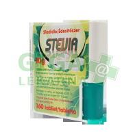 Allexx Stevia - sladidlo tablety , dávkovač 160tbl