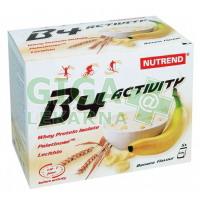 NUTREND B4 ACTIVITY, 5x60 g, banán