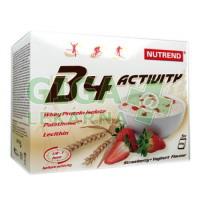 NUTREND B4 ACTIVITY, 5x60 g, jahoda+jogurt
