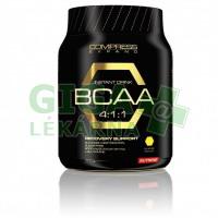 NUTREND COMPRESS BCAA INSTANT DRINK 500 g, pomeranč