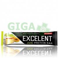 NUTREND EXCELENT protein bar 40g limetka s papájou