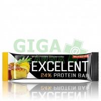 NUTREND EXCELENT protein bar 40g vanilka s ananasem