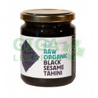 Tahini pasta z černého sezamového semínka - Bio, raw 250g Feel Good Family