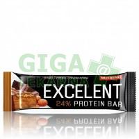 NUTREND EXCELENT protein bar, 85g, čokoláda s oříšky