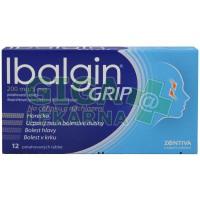 Ibalgin Grip 200mg/5mg por.tbl.flm.12