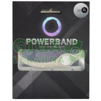 BI 59 Balanční náramek - Power Band  velikost XL 20.5cm