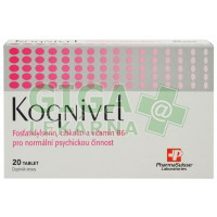 KOGNIVEL PharmaSuisse 20 tablet