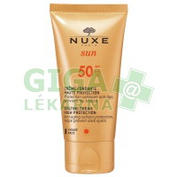 NUXE SUN Hedvábný krém na obličej SPF 50 50ml