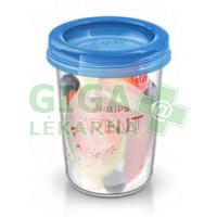 AVENT VIA pohárky s víčkem 240ml 5ks