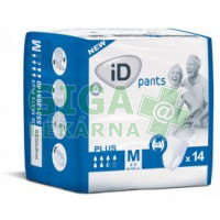 iD Pants Medium Plus 553126514 14ks