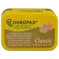 Chránič sluchu Ohropax Classic 12ks