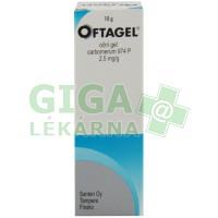 Oftagel oční gel 10g
