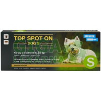 Top Spot On Stronger roztok 1x1ml (dog S)