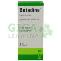 Betadine 30ml (zelený)