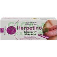 Herpetino 10ml - balzám na rty