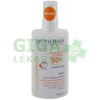 BIODERMA Photoderm Mineral SPF 50+ Sprej 100g