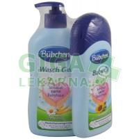 Bübchen Heřmánkový mycí gel 400ml + Baby olej 200ml