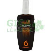 Nubian olej na opalování OF6 150ml spray