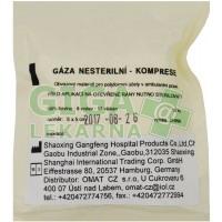 Gáza komprese nesterilní 5x5 10ks 8 vrstev