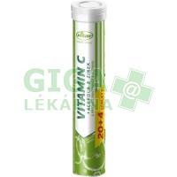 VITAR Vitamin C+acerola+zinek eff.tbl. 24
