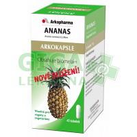 Arkokapsle Ananas 45 tobolek