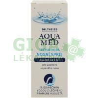 Dr.Theiss Aqua Med nosní sprej pro děti 20ml