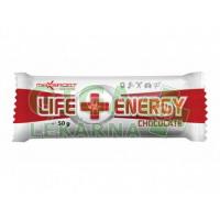 LIFE ENERGY čokoláda 50g MAXSPORT