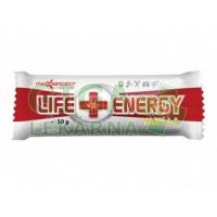LIFE ENERGY vanilka 50g MAXSPORT