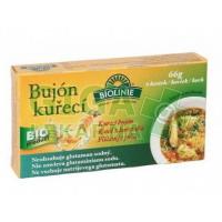 Biolinie Bujón kuřecí - kostky 6x0,5 l