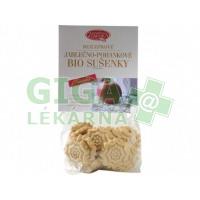 Bezlepkové jablečno-pohankové bio sušenky 100g