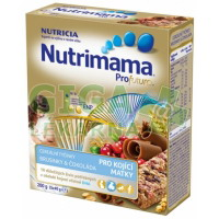 Nutrimama cereál.tyčinky brusinky/čoko 200g(5x40g)