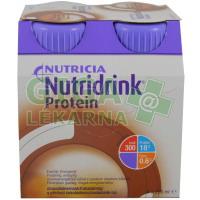 Nutridrink Protein 4x200ml Čokoláda