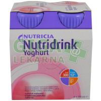 Nutridrink Yoghurt 4x200ml Malina