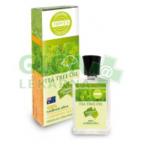 TOPVET Tea Tree Oil silice 10ml