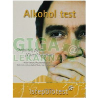 Alkohol test 1ks