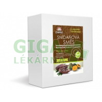 Iswari Bio snídaňová směs kakao-lucuma family 3,2kg
