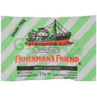 Fishermans friend bonbóny dia mátové 25g zelené