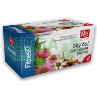 Fitness Bílý čaj Granát.jablko+Echin.+Skoř.20x1.5g