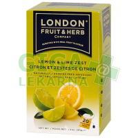 Čaj LFH citron s limetou 20x2g n.s.