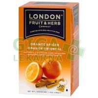 Čaj LFH pomeranč se skořicí 20x2g