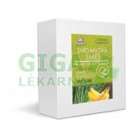 Iswari Bio snídaňová směs mladý ječmen-banán family 3,2kg