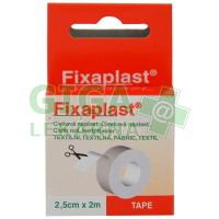 Náplast Fixaplast cívka 2,5cmx2m
