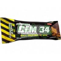 NUTREND COMPRESS CFM 34 - čokoláda s čokoládovo polevou 40g