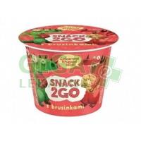 Snack 2GO s brusinkami 30g Semix