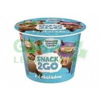 Snack 2GO s čokoládou 30g Semix