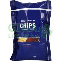 Tretter´s zeleninové Chipsy mořská sůl 45g bezlepk