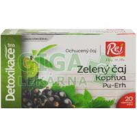 Čajová směs Detoxikace + Antioxidanty nálevové sáčky 20x2g