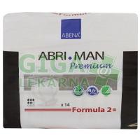 Inkont.vložky Abri Man Formula 2 pro muže 14ks