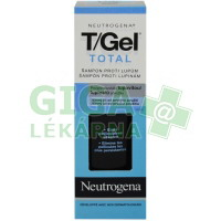 NEUTROGENA T gel TOTAL šampon proti lupům 125ml
