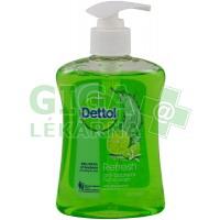 Dettol Antibakteriální mýdlo Refresh 250ml